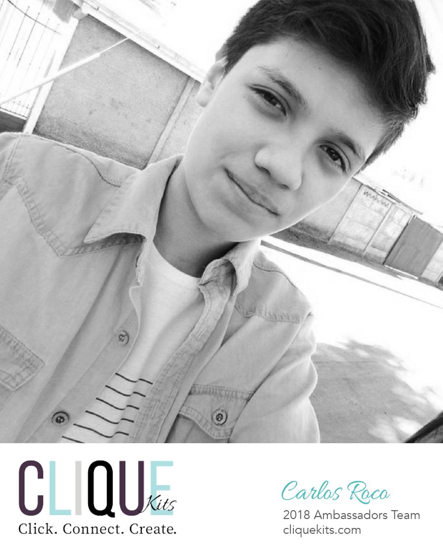 Clique Kits Ambassador - Carlos Roco