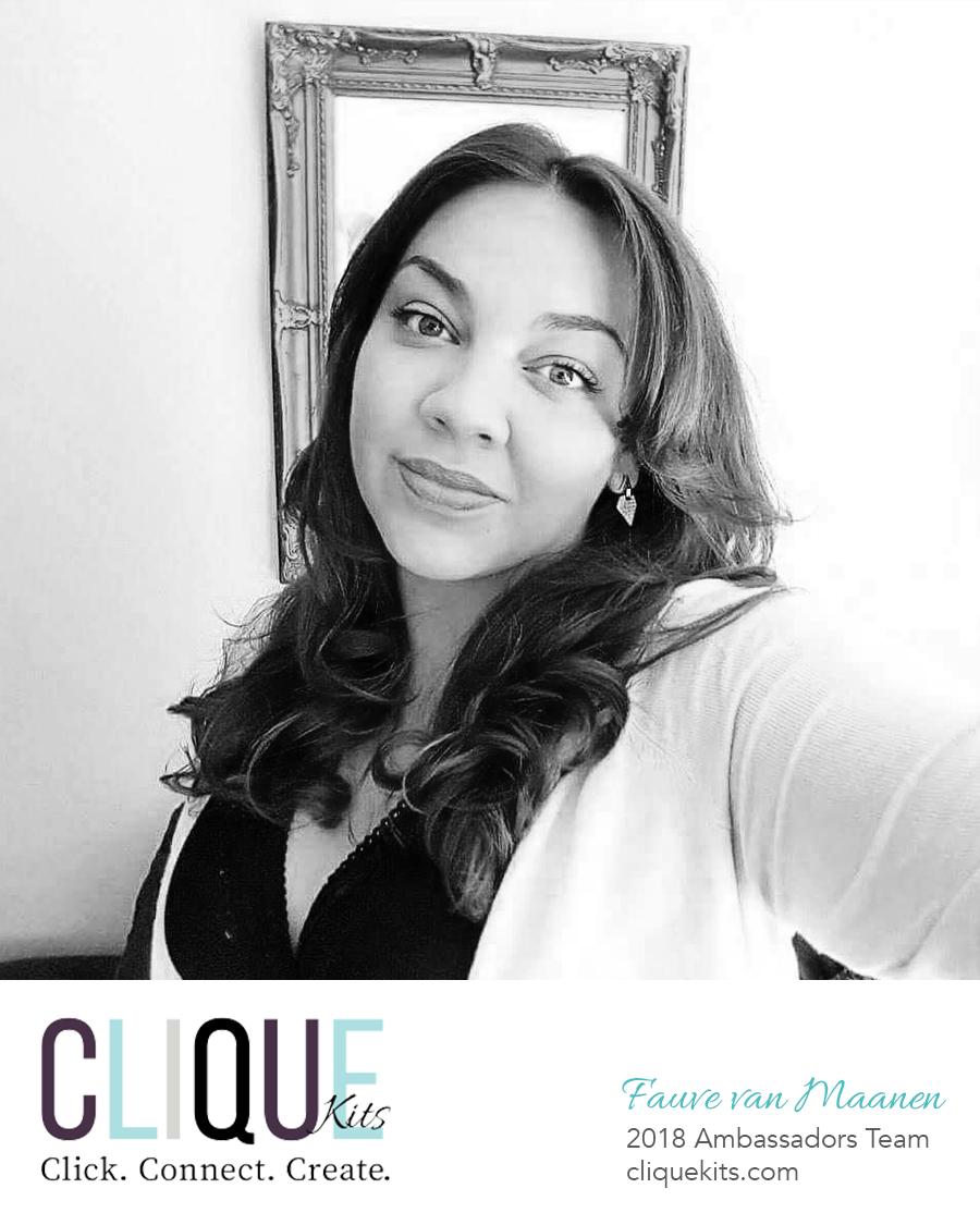 Clique Kits Ambassador - Fauve van Maanen