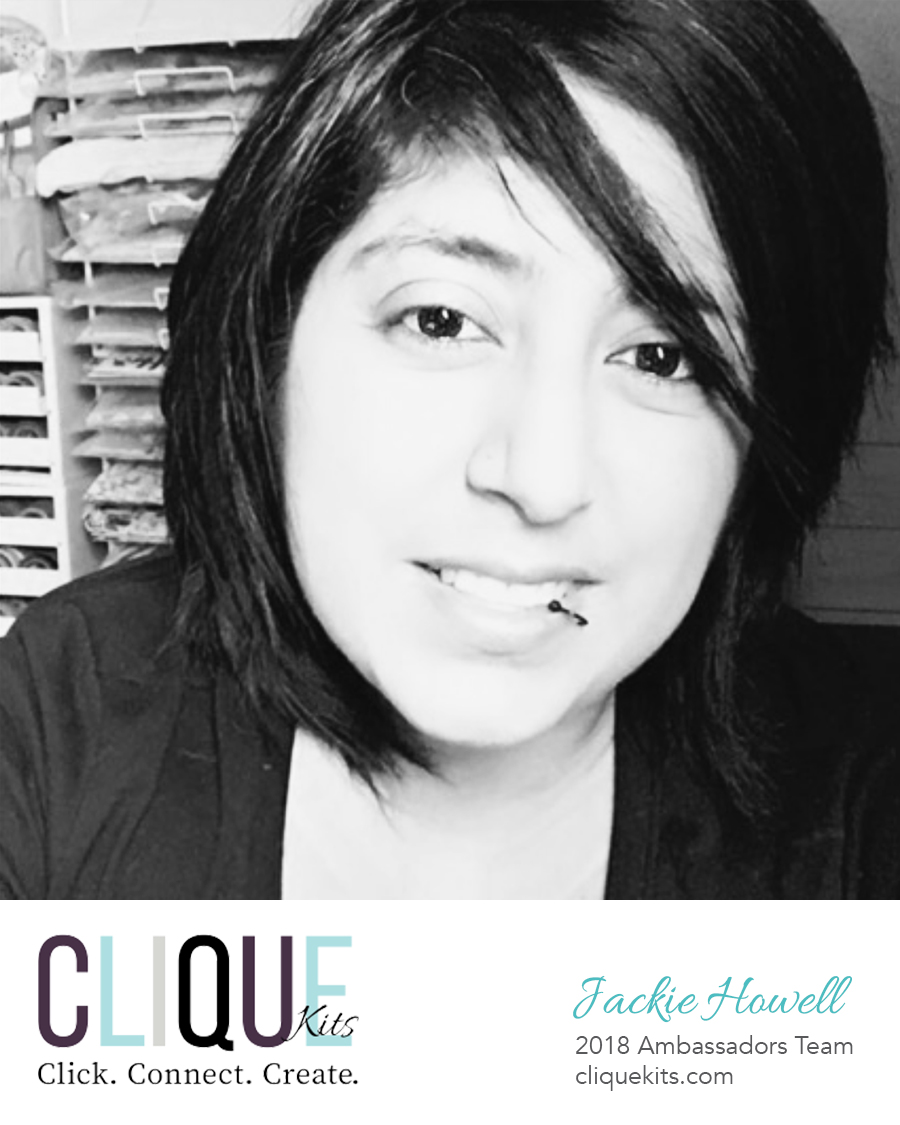 Clique Kits Ambassador - Jackie Howell
