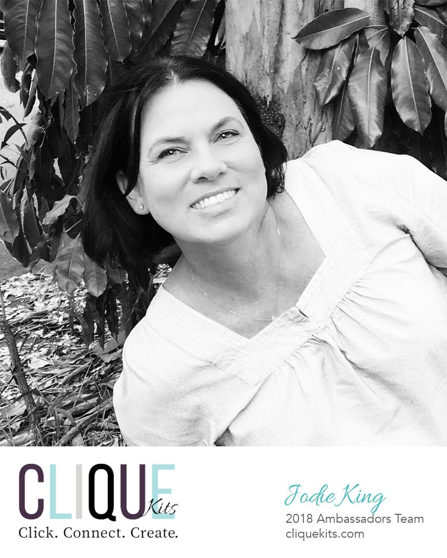 Clique Kits Ambassador - Jodie King