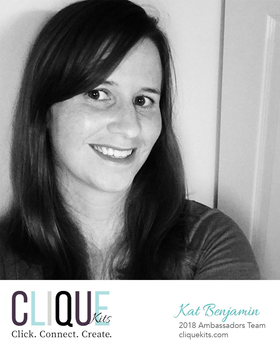 Clique Kits Ambassador - Kat Benjamin