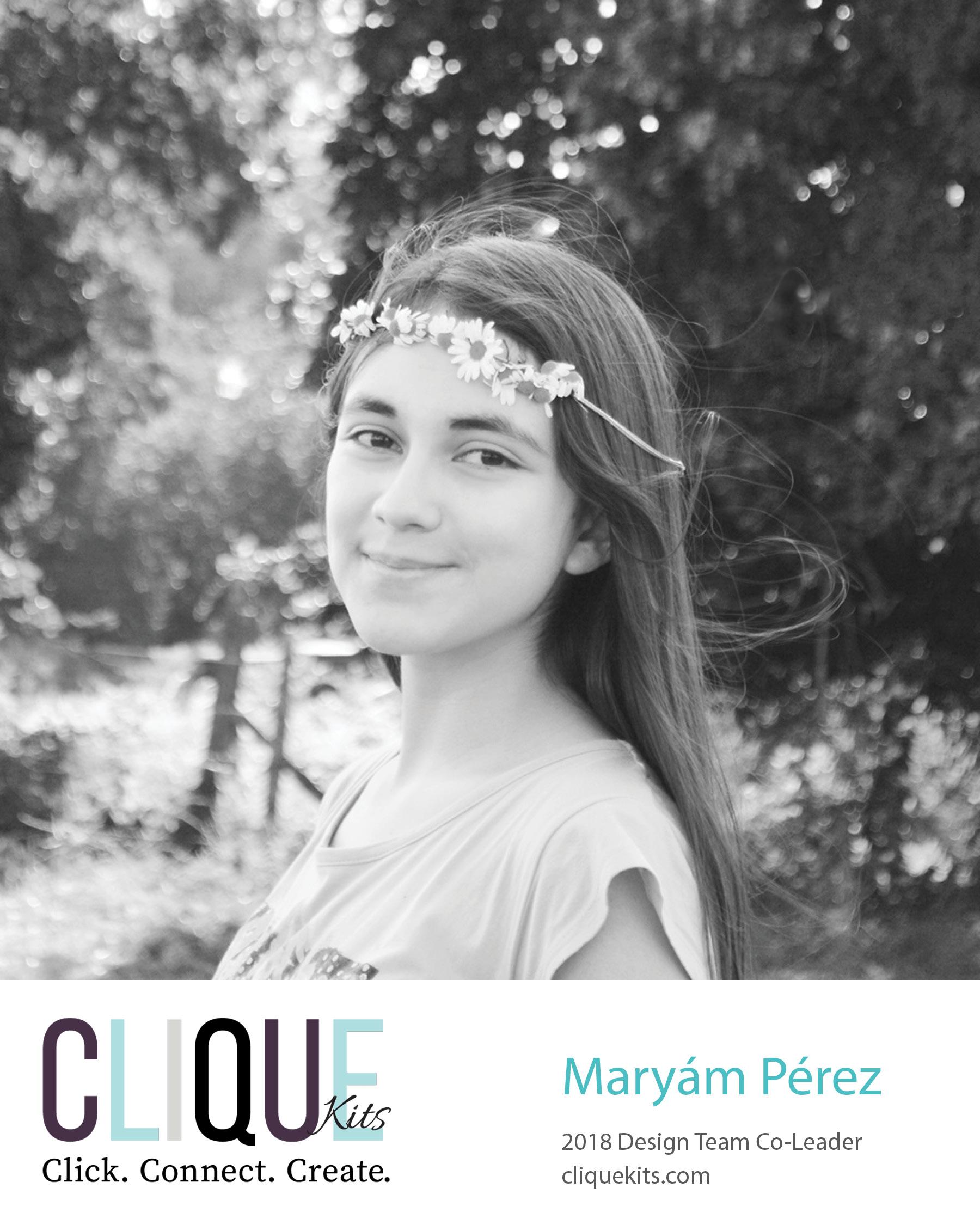 Clique Kits - Maryam Perez