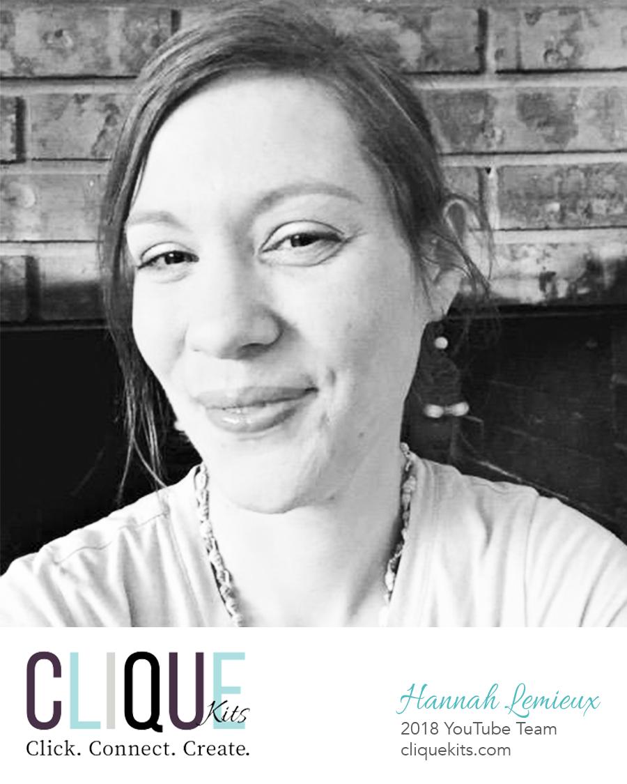 Clique Kits - Hannah Lemieux